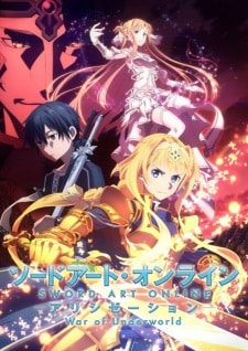 Assistir Sword Art Online Alicization War of Underworld  Todos os Episódios  Online Completo