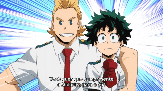 Boku no Hero Academia 4  Episódio 2 - Overhaul