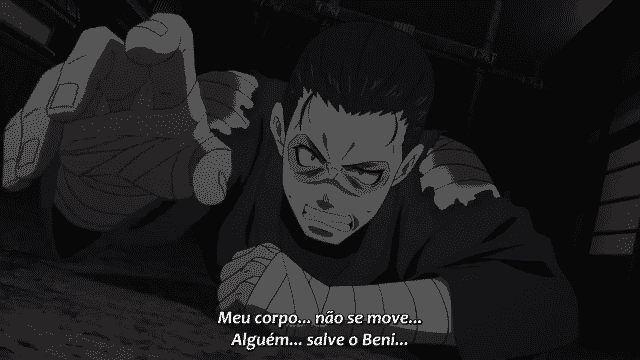 Enen no Shouboutai  Episódio 14 - ep