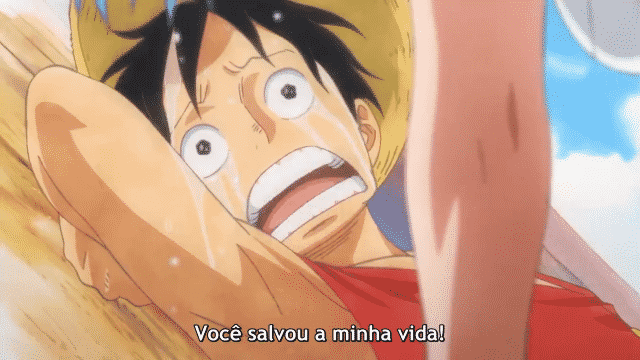 One Piece  Episódio 907 -  Amor de madrugada