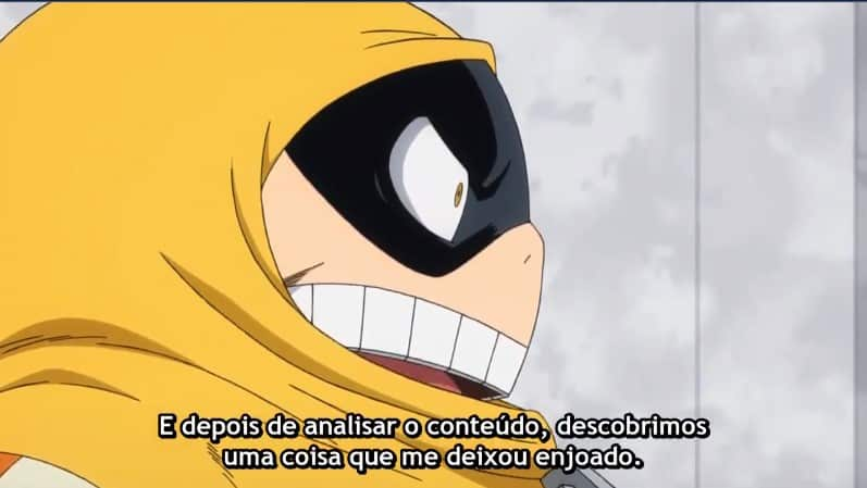 Boku no Hero Academia 4  Episódio 6 - Conversa Desagradável