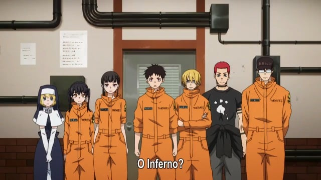 Enen no Shouboutai  Episódio 19 - ep