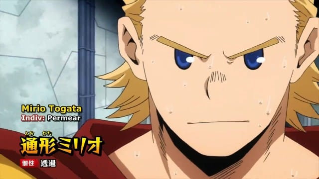 Boku no Hero Academia 4  Episódio 11 - Lemillion