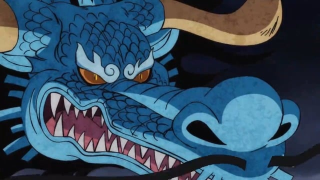 One Piece  Episódio 915 - Destruidor! Golpe Mortal - O Ba Gua do Trovão!
