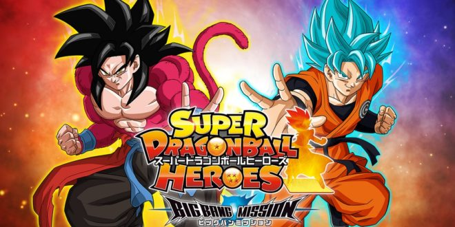 Assistir Super Dragon Ball Heroes Big Bang Mission  Todos os Episódios  Online Completo