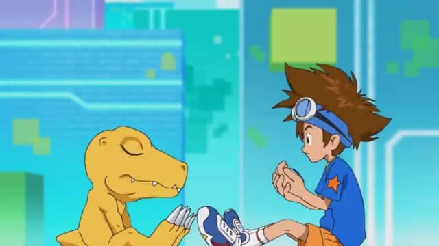 Digimon Adventure 2020 Episódio 1 - ep