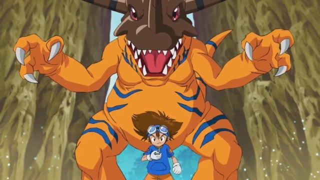 Digimon Adventure 2020 Episódio 6 - ep