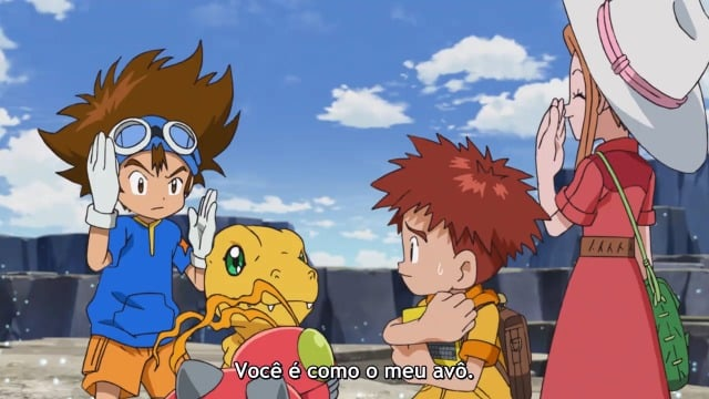 Digimon Adventure 2020 Episódio 13 - ep