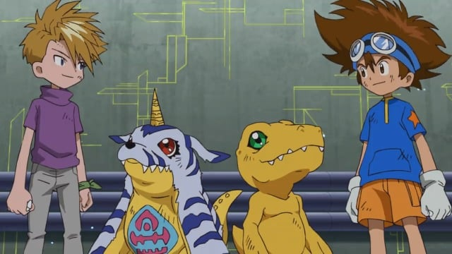 Digimon Adventure 2020 Episódio 17 - ep