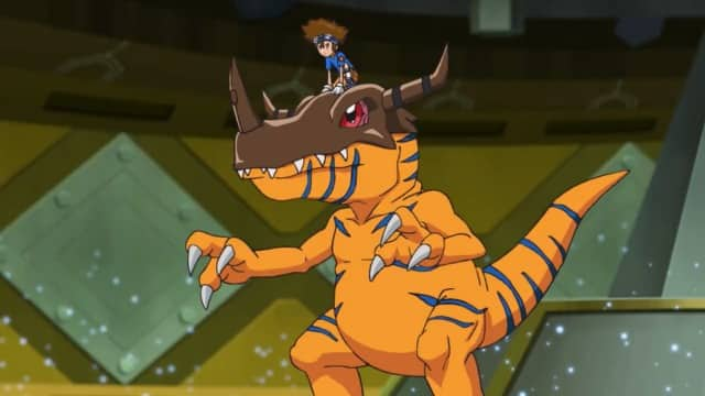 Digimon Adventure 2020 Episódio 19 - ep