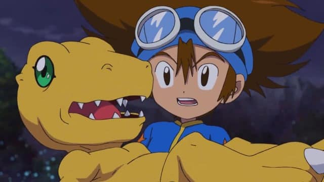 Digimon Adventure 2020 Episódio 21 - ep