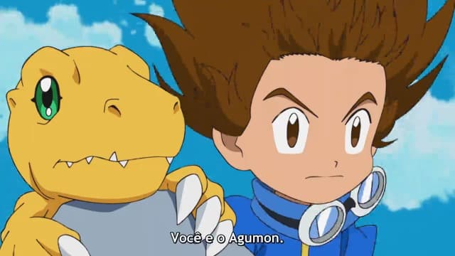 Digimon Adventure 2020 Episódio 25 - ep