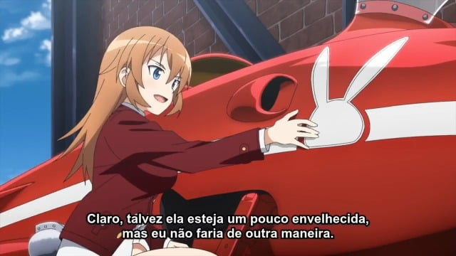Strike Witches: Road to Berlin  Episódio 4 - ep