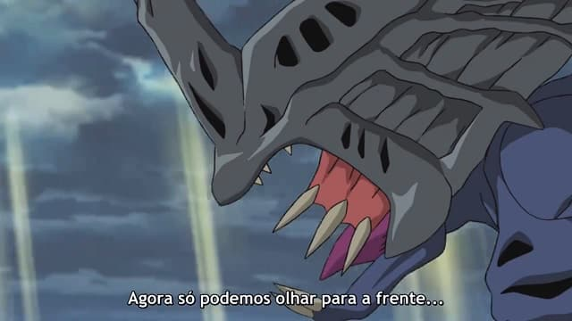 Digimon Adventure 2020 Episódio 27 - Rumo ao Novo Continente
