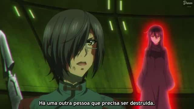 Strike The Blood III Episódio 6 - The Time Of My Life III