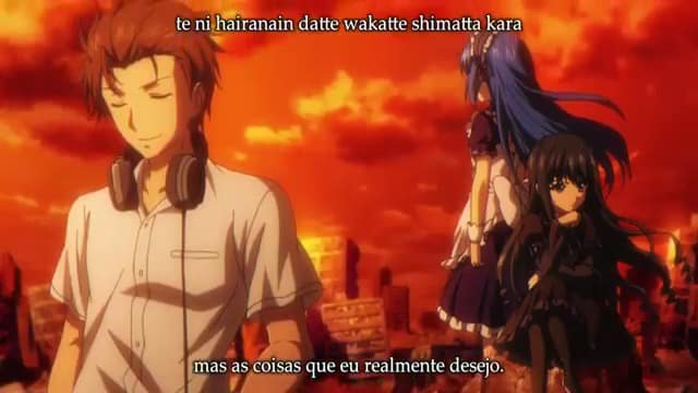 Strike The Blood III Episódio 7 - The War Of Original Vampires I