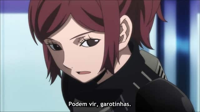World Trigger 2 Episódio 2 - ep