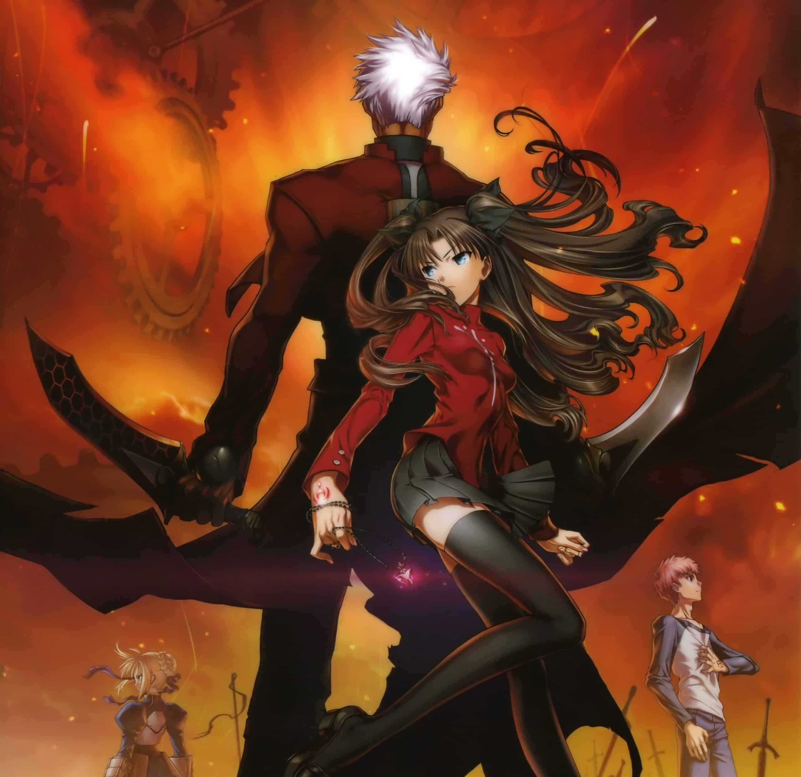 Assistir Fate/stay night Movie Unlimited Blade Works Todos os Episódios Online Completo